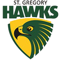St. Gregory Mobile Logo